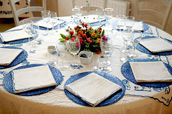 die kunden von pane e rose italienisches catering in. Black Bedroom Furniture Sets. Home Design Ideas